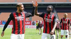 MN: Probable Milan XI for trip to Lazio - Tomori and Theo recover; choice  made up front