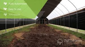 Automated Light Deprivation Auto Light Deprivation Greenhouse By Fullbloom Light Dep