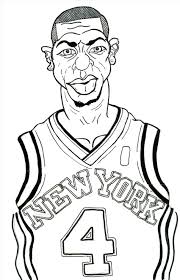 nba coloring pages of lebron james fresh