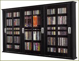 Cherry Wood Dvd Storage Cabinet Dvd Cabinet With Doors Contemporary Living Room With Big Screen