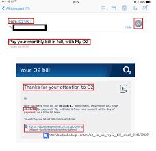 Top Tips On Phishing Smishing O2