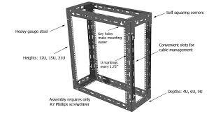selecting a wall mount rack