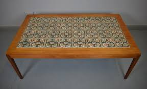 Full Size Of Coffee Table:awesome Tile End Table Small Round Coffee Table  Tile Top ...
