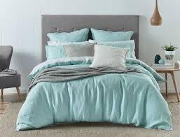 Designer Quilt Covers & Sets. Exclusive Range. & Sale VENETO SOFT GREEN/WHITE Adamdwight.com