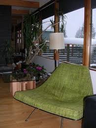 donahue chair canada s first exle of a bent plywood modernist lounge chair and table i made in industrial design