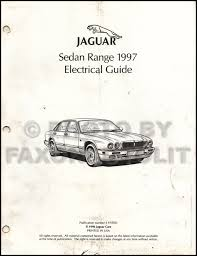 jaguar vanden plas service manuals shop owner maintenance and 1997 jaguar xj6 electrical guide wiring diagram original