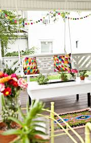 How to style a front porch ...