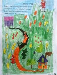 this good w had alittle red riding hood made for her  10 oct 2010 big contrasts little red riding hood i am doing a critical essay to little red riding hood essay topics to answer some questions and
