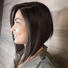 Coupe De Cheveux Femme Brune Mi Long Modele Coiffure 2019