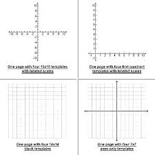 Related Post Free Online Graph Template Line Templates