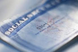 lose your social security card