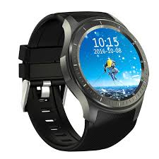 DOMINO DM368 3G Smartwatch (Black) Wholesale From China