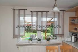Küche Fenster Modern Raffrollo Küchenfenster For Gardinen