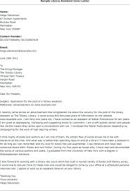 cover letter for librarians cover letter for library assistant download earpod co