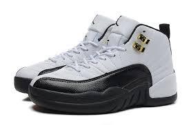 basketball shoes for girls nike black and white. 2017 new free shippingwholesale air jordan 12 girls basketball shoes white black c0198 for nike and t