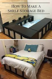 ikea storage bed hack. Ikea Platform Bed Hack Home Designs Idea Storage