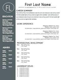 Resume Format Teacher Job Sample Professional Resume