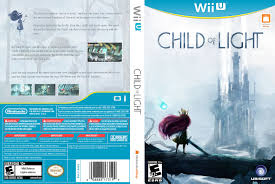 Child Of Light Box Art If Wii U Digital Titles Had Box Art Wii U Custom Covers