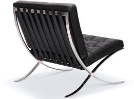 van der rohe furniture. Barcelona Chair By Mies Van Der Rohe (Platinum Replica) - IN STOCK Furniture