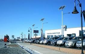 full image for commercial parking lot lighting fixtures solar parking lot lighting solar powered led lights