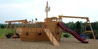 garden pirate ship playhouse pirate ship custom pirate ship