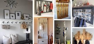 Wall Coat Rack Ideas
