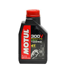 Motul 300v 10w40 Synthetic Ester Motorcycle Oil