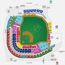 Progressive Field Seating Chart 2015 80 Paradigmatic Angels Tickets Seating Chart