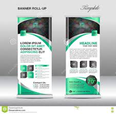 banner design template roll up banner stand template stand design banner template gre