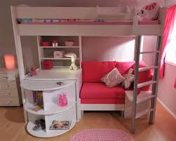 stompa casa 4 high sleeper bed with pull out sofa bed