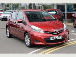 Cheap Toyota Yaris cars for sale on Auto Trader UK