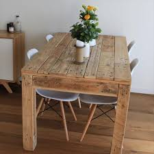 rustic dining table diy. Rustic Style Pallet Dining Table | Furniture DIY Diy U