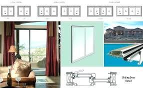sliding glass door track aluminum sliding glass doors ambassador how to clean aluminum sliding glass door