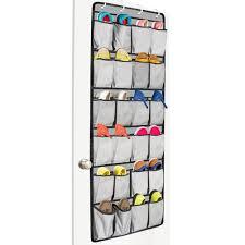 pei trade 24 oxford pockets over the door shoe organizer transpa storage bag hanging shoe organizer