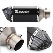 Akrapovic 51mm Motorcycles exhaust pipe DB <b>killer</b> for <b>honda</b> ...