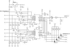 designing camera cctv circuit diagram using zxfv