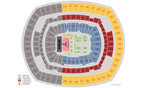 Kenny Chesney Concert Dallas Seating Chart 28 Skillful Metlife Stadium Seating Chart Seat View