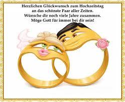 Hochzeitsglückwünsche Sprüche Kurz Karte Für Kostenlos