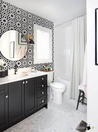 modern round bathroom mirror. Brilliant Mirror Chic Bathroom With Modern Round Mirror Mirror   15 UltraCool On