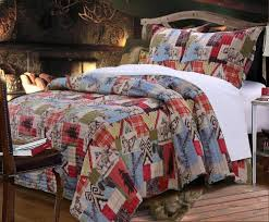 back to rustic quilt bedding awesome style choice