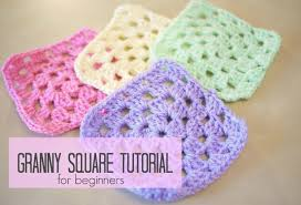 Easy Crochet Granny Squares Free Patterns Stunning CROCHET How To Crochet A Granny Square For Beginners Bella Coco