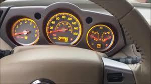 2003 Nissan Murano Service Engine Soon Light Reset Nissan Murano Fuel Pump Sensor Removing Error Repair Replacement Pt1