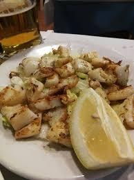 Spaans Vis Restaurant Picture Of Cervera Torremolinos Tripadvisor