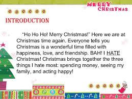 christmas five paragraph essaya  paragraph essay on christmas