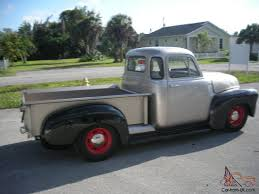 Chevy Pickup 5 window 1947, 1948, 1949, 1950, 1951, 1952 Protour