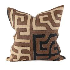 modern african furniture. as shown sankuru kuba pillow size 20 x inches material raffia description modern african furniture g