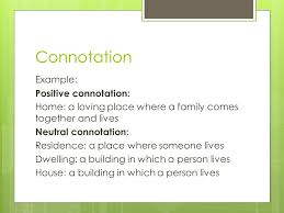Gallery: Example Of Connotation Vs Denotation, - Anatomy Diagram ...