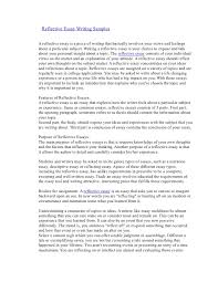 writing a reflective essay writing a reflective essay at reflective essay reflective writing view larger