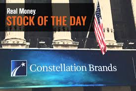 Bud Light Stock Market Symbol Constellation Brands I Like The Beer A Lot More Than I Like
