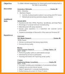 how to fill out resume filling out a resume